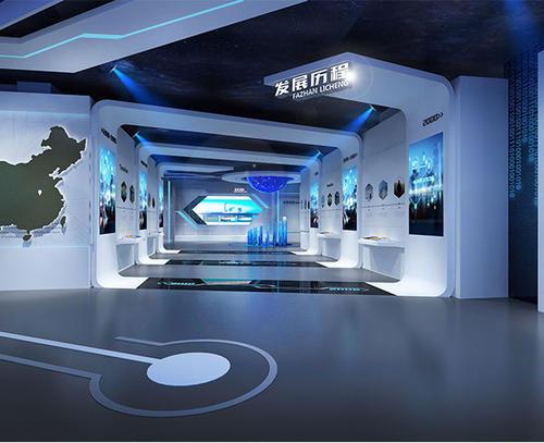 展厅设计制作公司