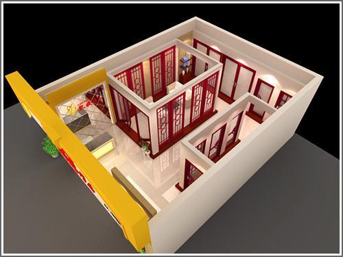 展厅设计制作费用