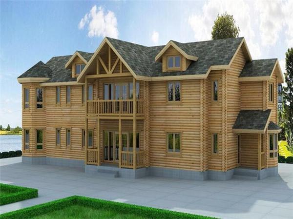 建造木屋所使用的软木和硬木有哪些不同