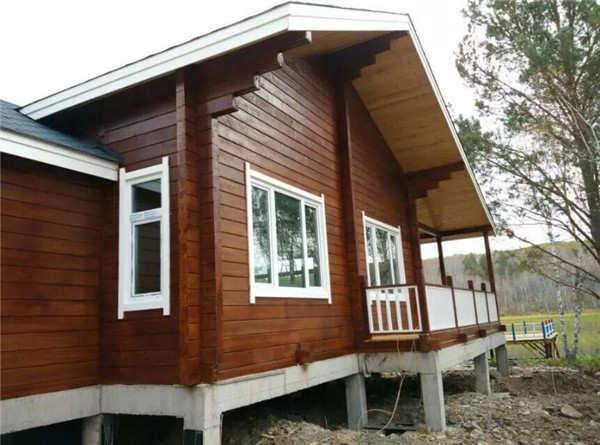 木屋别墅制作安装