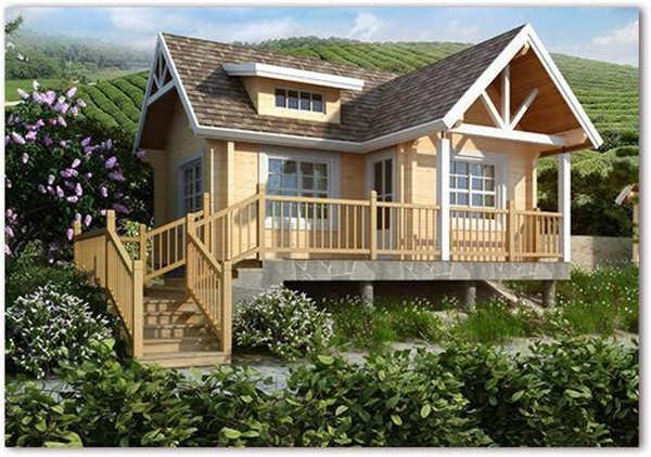 木屋设计安装
