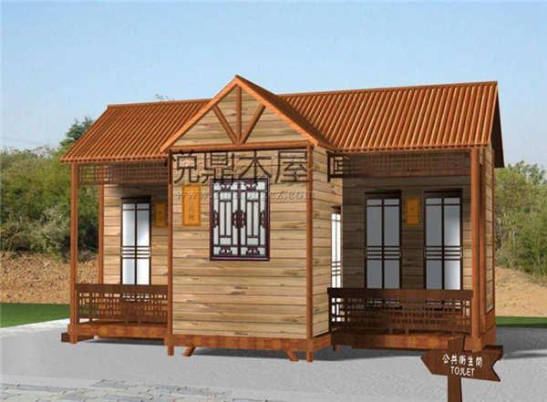 現在不少位置都搭建了宜昌木屋,主要是因為這種木屋具備這六大優勢