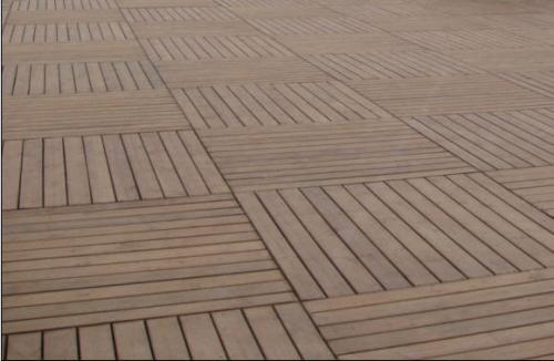 木質地板鋪設