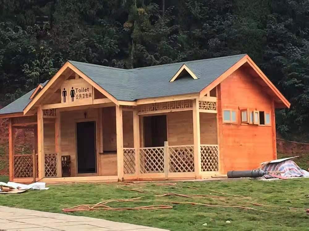 荆州木结构房屋