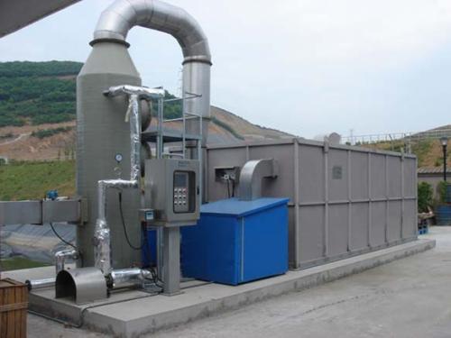 陕西废气处理器设计