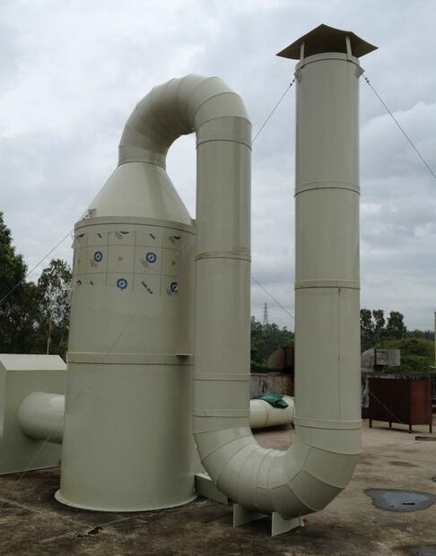 废气处理器