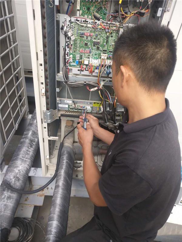 中央空调系统过热故障如何排除
