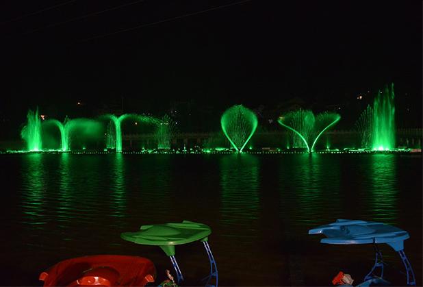 四川喷泉设备厂家施工