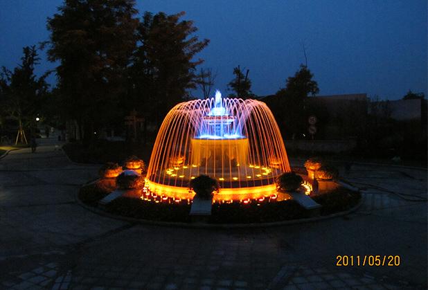 四川水池喷泉