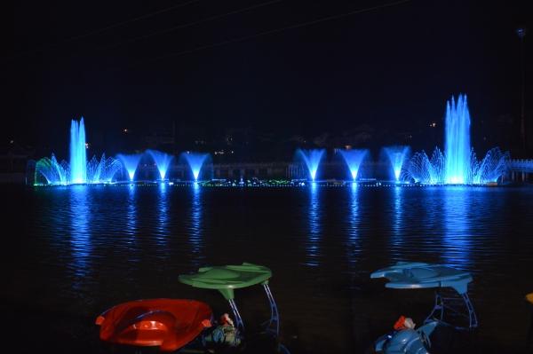 四川音乐喷泉设计成功案例