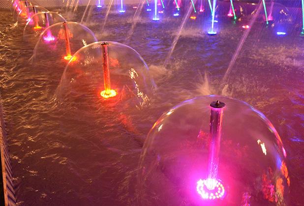 四川广场喷泉厂家
