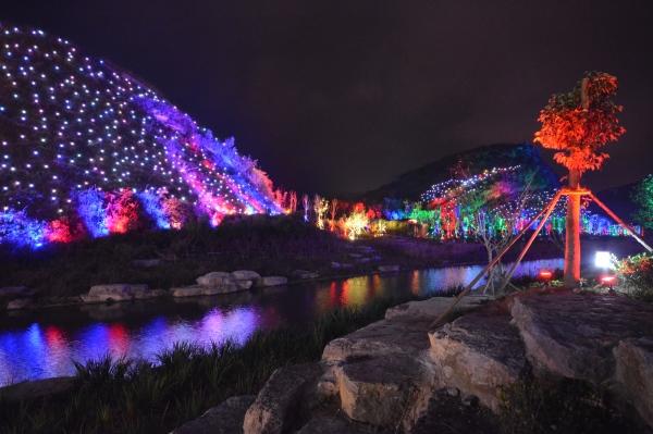 四川水景喷泉设备销售成功案例