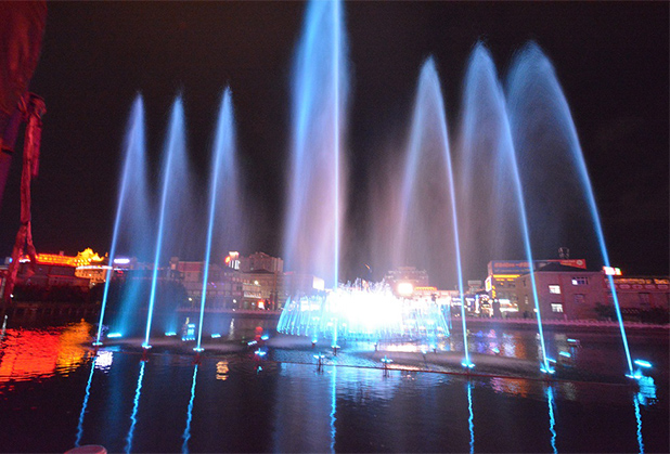 冬季对于四川音乐喷泉设备该如何养护?
