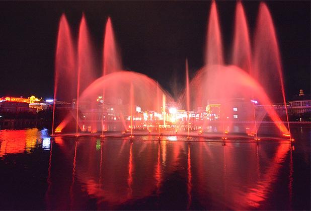 浅析四川创意喷泉的设计要素有哪些?