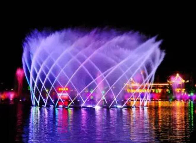 你知道音乐喷泉的安装要注意什么吗?