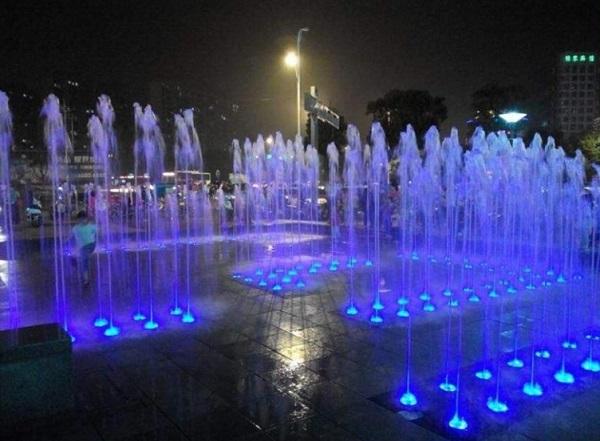浅谈城市广场喷泉景观设计