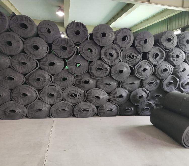 橡塑板的七大优点是什么?