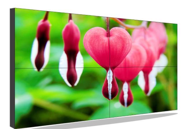 金琳電子拼接屏的優勢以及6個特點介紹