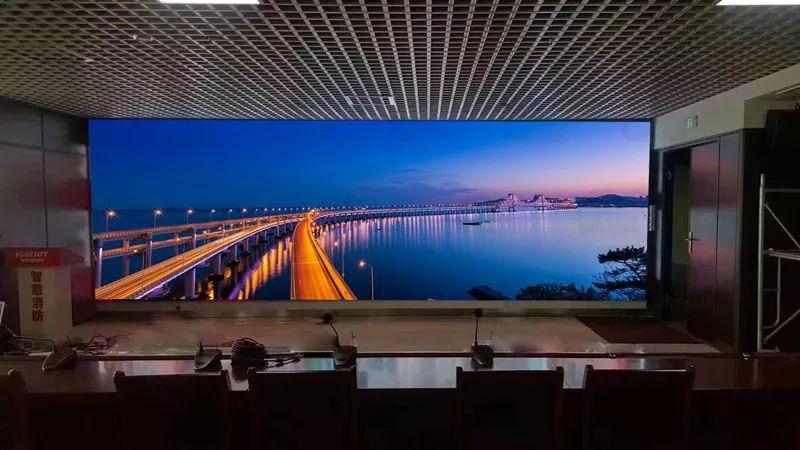 LED大顯示屏案例