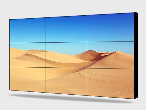 陜西西安金琳小編分享液晶拼接屏具體的性能總結