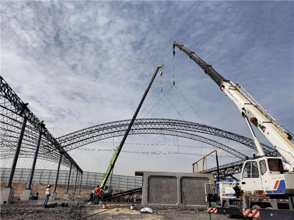 钢结构活动厂房怎样更好的进行施工?有哪些好的方法!