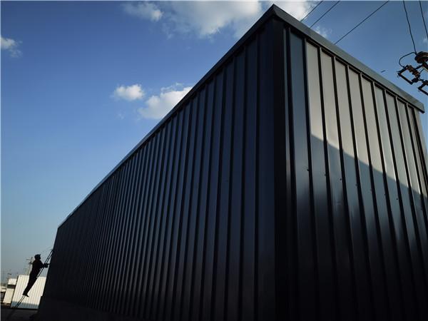 轻钢房屋与彩钢活动房的区别主要有哪些了?