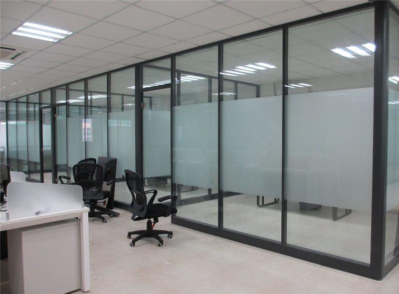 世纪美通为您介绍,如何安装办公室的玻璃隔断?