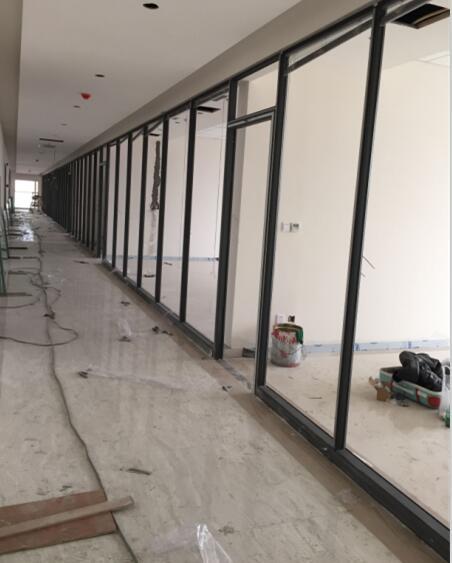 四川玻璃百叶隔墙