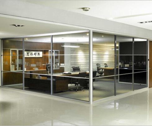 四川玻璃隔墙安装