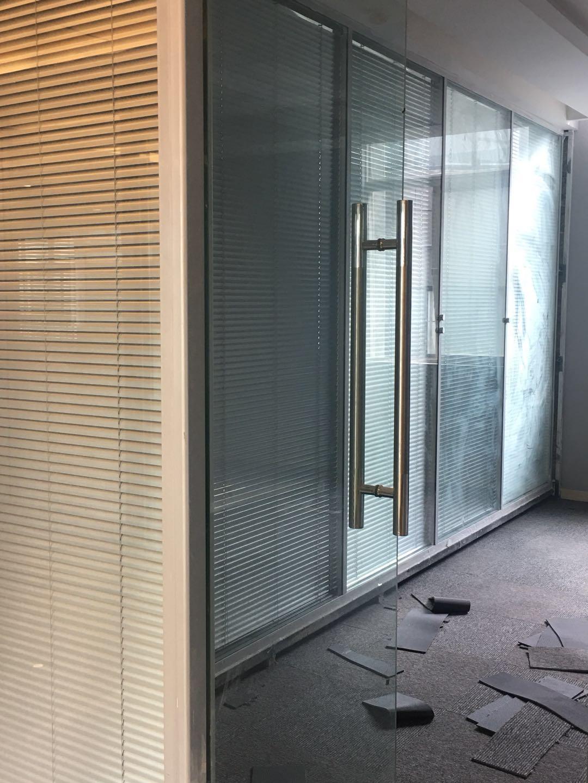 玻璃隔断制作安装注意事项