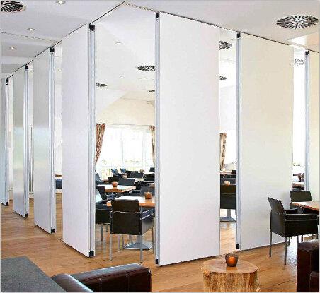 世纪美通为大家分析办公室玻璃隔断有哪些功能