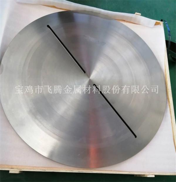 宁夏飞腾金属钛异形件
