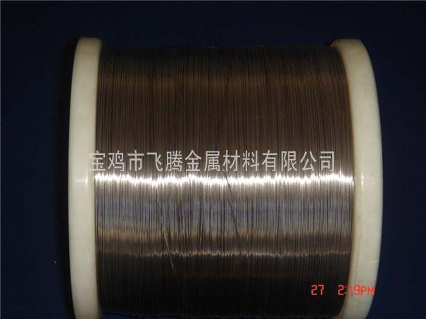 宁夏钛丝生产厂家