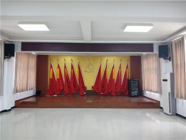 陕西LED全彩显示屏维修-华阴贠师村委会