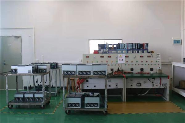 产品设备展示