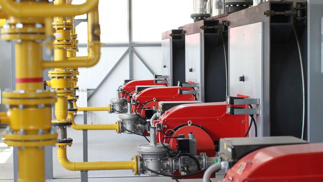 内蒙古环瑞电伴热DBP-PB系统应用于发电厂消防管道防冻保温