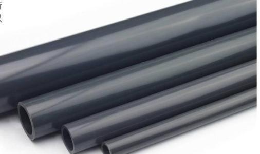 PVC-U管材中的化工管与给水管的比较