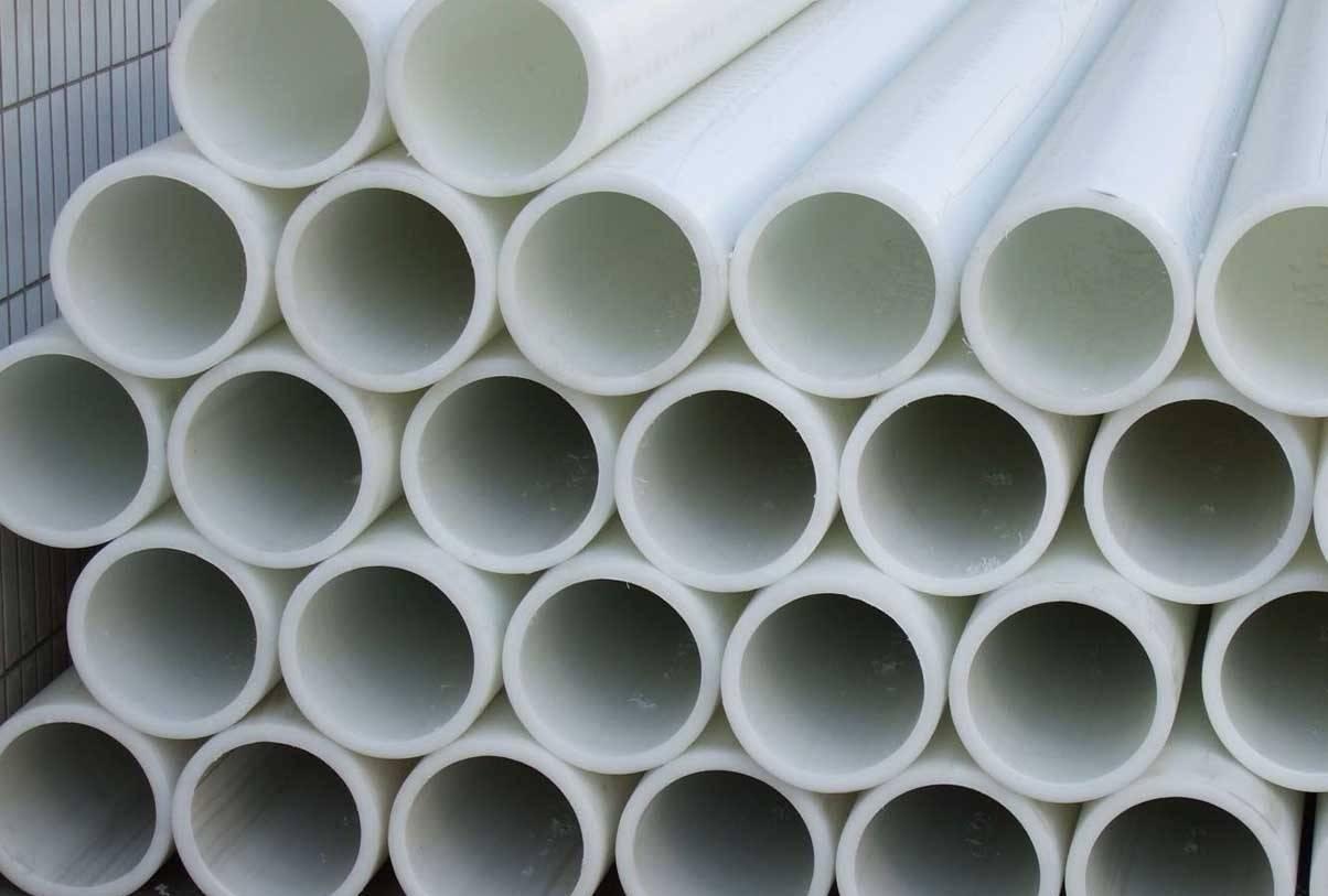 PVC管材试压时产生脆性破裂的原因