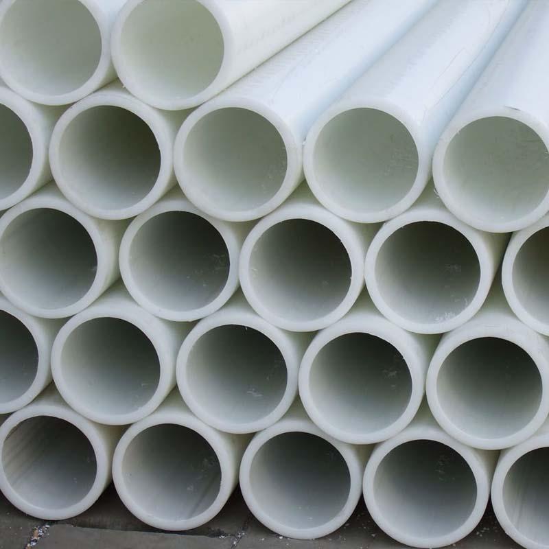 各种塑料管材的应用领域