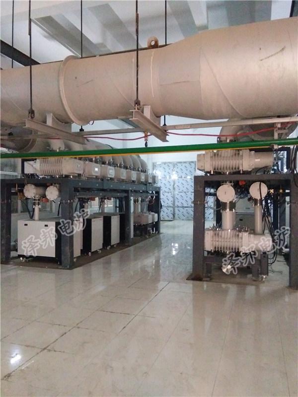 100tVD炉机械泵