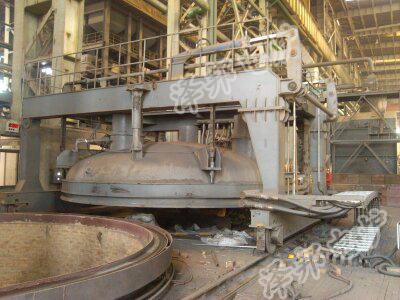 80吨VD炉