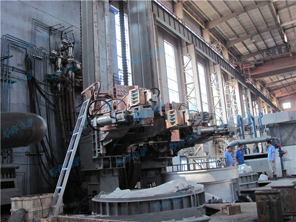 6吨保护气氛恒熔速电渣重熔炉