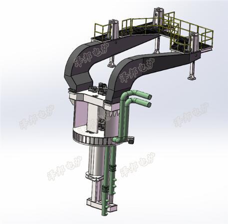 电弧炉炼钢的特点是什么?