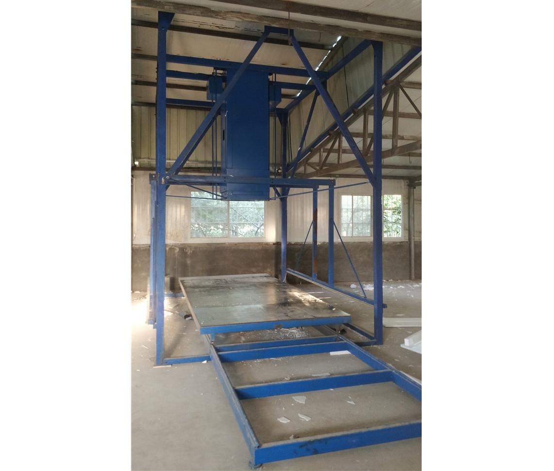 周口EPS构件生产厂区