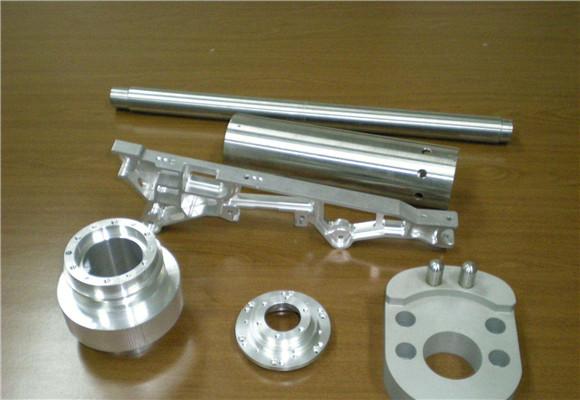 铝合金机械加工