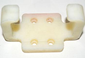 成都工程塑料机械加工案例