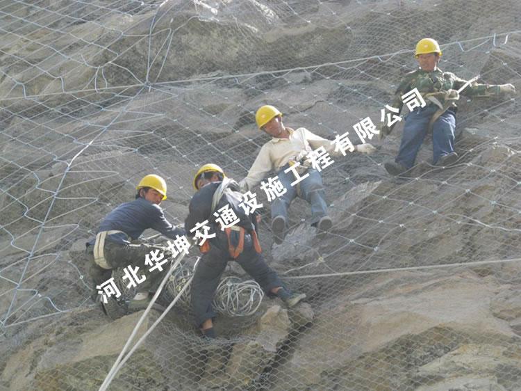 河南工地主动防护网成功案例展示