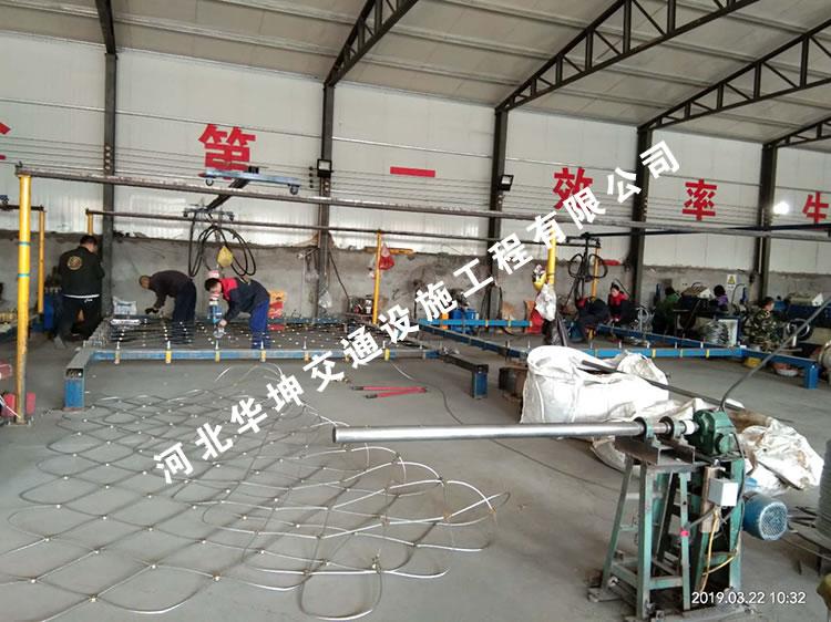 华坤公司生产车间