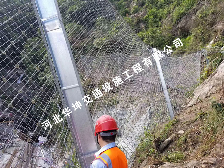 华坤边坡防护网客户好评