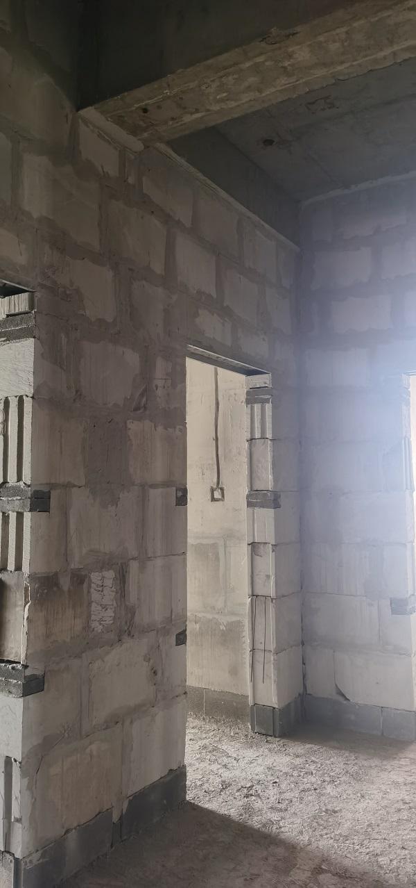 蒙元骑士石膏制品施工内景实拍图